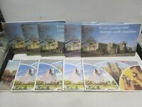 1973 1982 CANADIAN UNCIRCULATED PROOF LIKE SETS