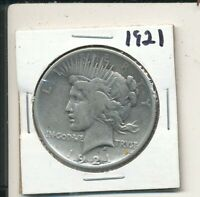 1921 PEACE DOLLAR BETTER DATE