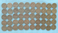 LOT OF 50 CANADIAN GEORGE