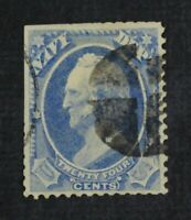 CKSTAMPS: US OFFICIAL STAMPS COLLECTION SCOTTO43 24C USED