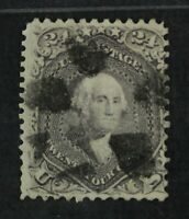 CKSTAMPS: US STAMPS COLLECTION SCOTT99 24C WASHINGTON USED L