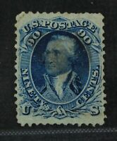 CKSTAMPS: US STAMPS COLLECTION SCOTT101 90C WASHINGTON USED