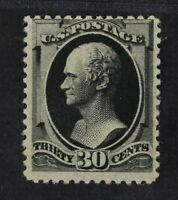 CKSTAMPS: US STAMPS COLLECTION SCOTT190 30C HAMILTON UNUSED