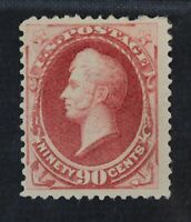 CKSTAMPS: US STAMPS COLLECTION SCOTT191 90C PERRY MINT HR OG