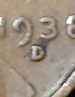 1938 D/D LINCOLN WHEAT 1CENT RPM BEAUTIFUL  U.S. COIN, MAKE OFFER.