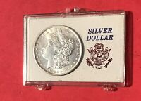 1884-0 MORGAN SILVER DOLLAR