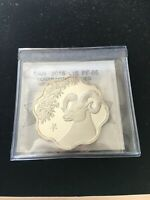 2015  YEAR OF THE SHEEP COIN MART GRADED CANADIAN SILVER $15 DOLLAR PF 67 UHC