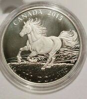 ROYAL CANADIAN MINT $100 FINE SILVER COIN 99.99  PURE THE CA