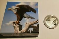 ROYAL CANADIAN MINT $100 FINE SILVER COIN 99.99  PURE   THE