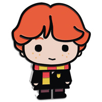 2020 NIUE CHIBI HARRY POTTER RON WEASLEY 1 OZ 999 SILVER PROOF COIN   2 000 MADE