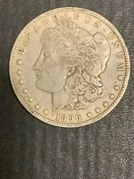 1896-O  NEW ORLEANS MINT SILVER MORGAN DOLLAR LOT  94