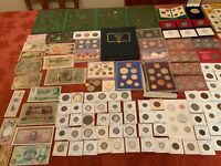 HUGE ACCUMULATION/COLLECTION OF US AND WORLD COIN MANY SILVE