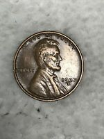 1937S LINCOLN WHEAT CENT- ONLY 34,500,000 EVER MINTED-COMPLETE YOUR SET