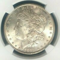 1898-O MORGAN SILVER DOLLAR  NGC MINT STATE 64 BEAUTIFUL COIN REF39-017
