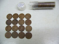 1933 D LINCOLN WHEAT CENTS - GOOD  1 CIRCULATED ROLL
