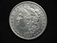 1897 MORGAN DOLLAR -LOADS OF DETAIL AND  SURFACES