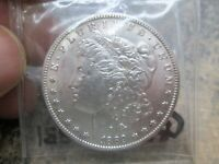 1889 S MORGAN SILVER DOLLAR IN UNCIRCULATED CONDITION