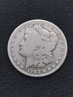 US COIN 1903 S MORGAN SILVER DOLLAR     FIND - KEY DATE COIN