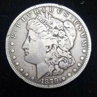1879-S REV OF '78 MORGAN SILVER DOLLAR  ACTUAL PHOTOS OF COIN