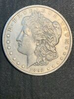 1892-O  NEW ORLEANS MINT SILVER MORGAN DOLLAR,EXTRA FINE  LOT  438