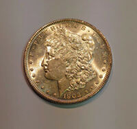 UNC 1903 MORGAN SILVER DOLLAR, PHILLADELPHIA MINT -  C8927