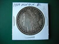 1900 MORGAN SILVER DOLLAR 2