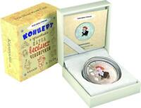 COOK ISLANDS 2011 $5 SOYUZMULTFILM AT 3:15 KARANDASH 1 OZ 99