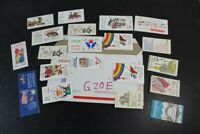 CKSTAMPS : LOVELY US BOOKLETS STAMPS COLLECTION   FACE VALUE