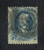 CKSTAMPS: US STAMPS COLLECTION SCOTT72 90C WASHINGTON USED T