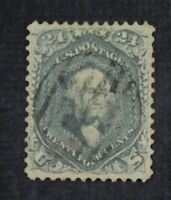 CKSTAMPS: US STAMPS COLLECTION SCOTT99 24C WASHINGTON USED C