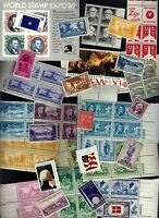 $31.00 IN A VARIETY MINT US POSTAGE STAM PS