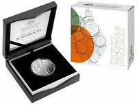 2019 RAM 50C 50 CENT   YEAR OF INDIGENOUS LANGUAGES SILVER P