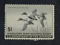 CKSTAMPS: US FEDERAL DUCK STAMPS COLLECTION SCOTTRW12 $1 MIN