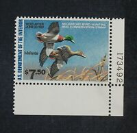 CKSTAMPS: US FEDERAL DUCK STAMPS COLLECTION SCOTTRW47 $7.50