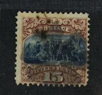 CKSTAMPS: US STAMPS COLLECTION SCOTT118 15C PICTORIAL USED C
