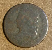 1828 CLASSIC HEAD HALF CENT  TYPE COIN