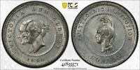 1840 GREAT BRITAIN LONDON POLYTECHNIC MEDAL PCGS SP64 LOTG1127 CHOICE UNC