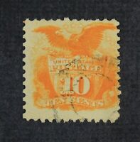 CKSTAMPS: US STAMPS COLLECTION SCOTT116 10C PICTORIAL USED C