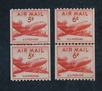 CKSTAMPS: US AIR MAIL STAMPS COLLECTION SCOTTC37 MINT LH OG