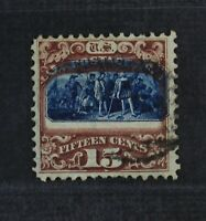 CKSTAMPS: US ERROR EFO FREAKY STAMPS COLLECTION SCOTT119 USE
