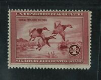 CKSTAMPS: US FEDERAL DUCK STAMPS COLLECTION SCOTTRW2 $1 MINT