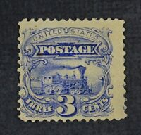 CKSTAMPS: US STAMPS COLLECTION SCOTT114 3C PICTORIAL MINT H
