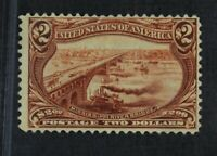 CKSTAMPS: US STAMPS COLLECTION SCOTT293 $2 UNUSED NG THIN LI