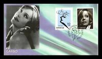 DR JIM STAMPS GRETA GARBO LEGENDS HOLLYWOOD JOINT ISSUE STOC