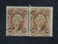 CKSTAMPS: US REVENUE STAMPS COLLECTION SCOTTR41C USED