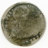 CHILE REALE 1809  9 IN DATE WAS USED BY CHILE    LOTJUL5982