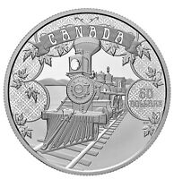 2021 CANADA $50 100 YEARS CONFEDERATION EMERGING COUNTRY TRA
