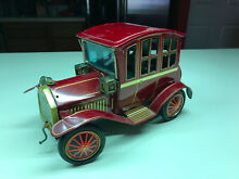 1950 tin toy battery operated grand