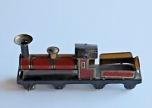 tin litho german locomotive 906
