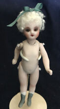 4 french all bisque doll